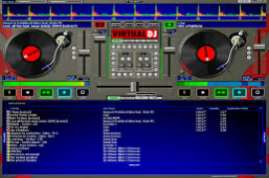 Magic Vince Virtual DJ Free Home Edition 8 Portable download